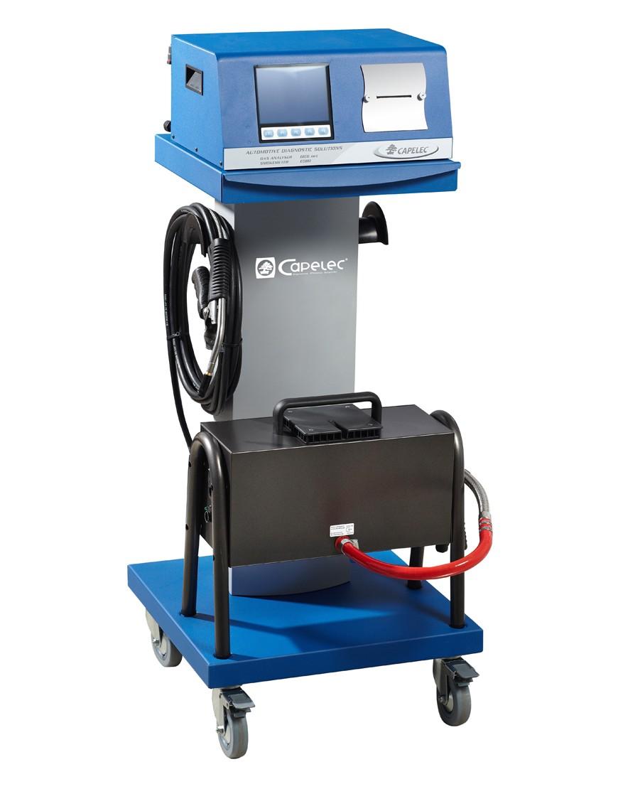 Máy phân tích khí xả động cơ xăng và Diesel kết hợp Capelec CAP3201-GO