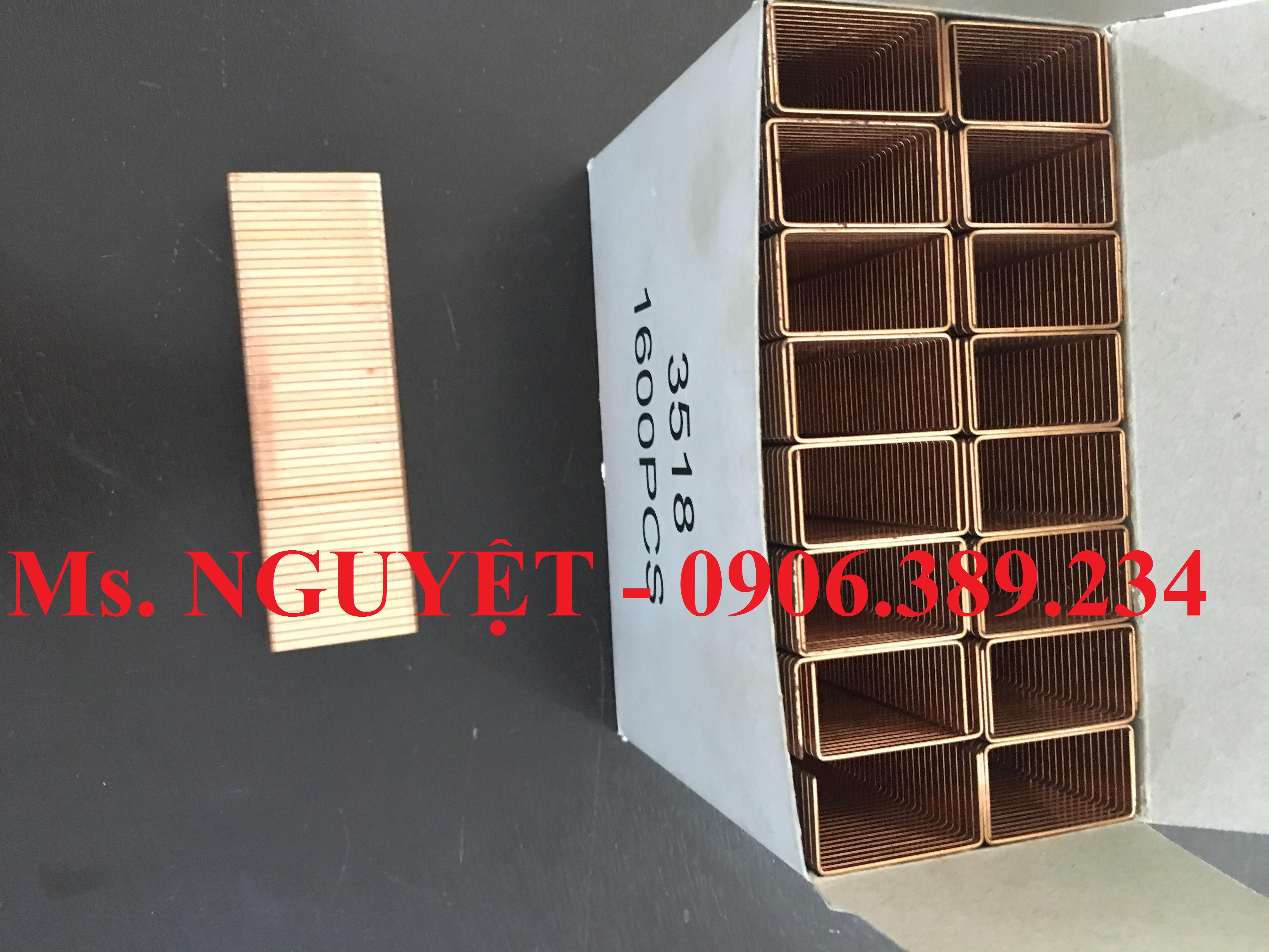 Ghim bấm thùng carton giá rẻ Tiền Giang, Ninh Thuận, Đồng Nai, Bình Dương, Đà Nẵng, Hà Nội, HCM