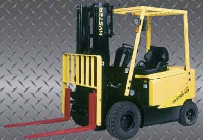 Xe nâng điện 3 bánh battery forklift 1.5 – 2.0 tấn Hyster 0997918888
