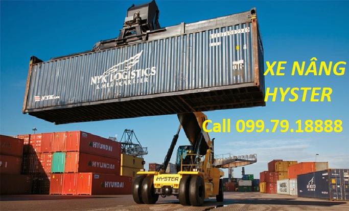 Xe nâng Hyster tại Việt Nam – Call 0997918888  Xe nâng hàng Hyster Forklift,