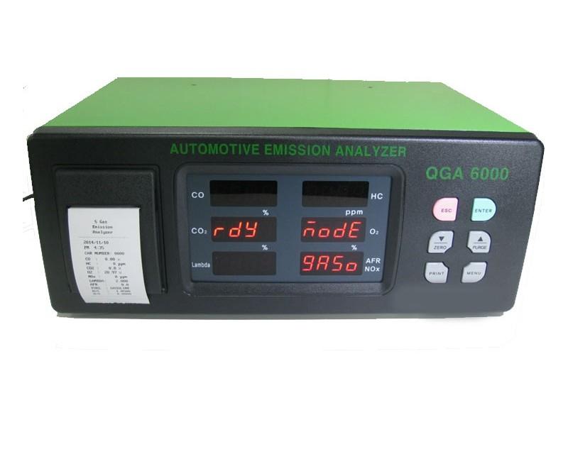 Máy đo khí xả động cơ xăng QGA6000