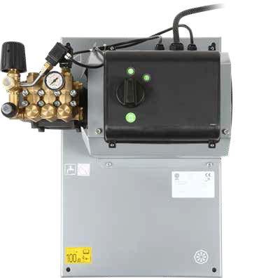 Máy phun cao áp IPC- Portotecnica MLC-C 2117PT