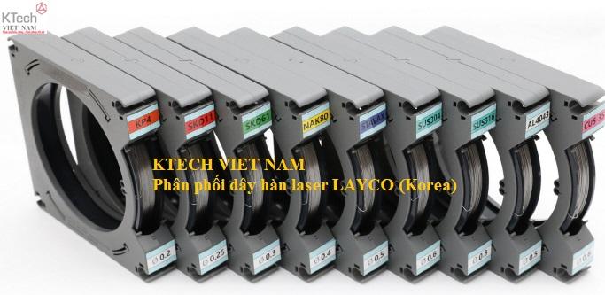 Dây hàn laser LAYCO