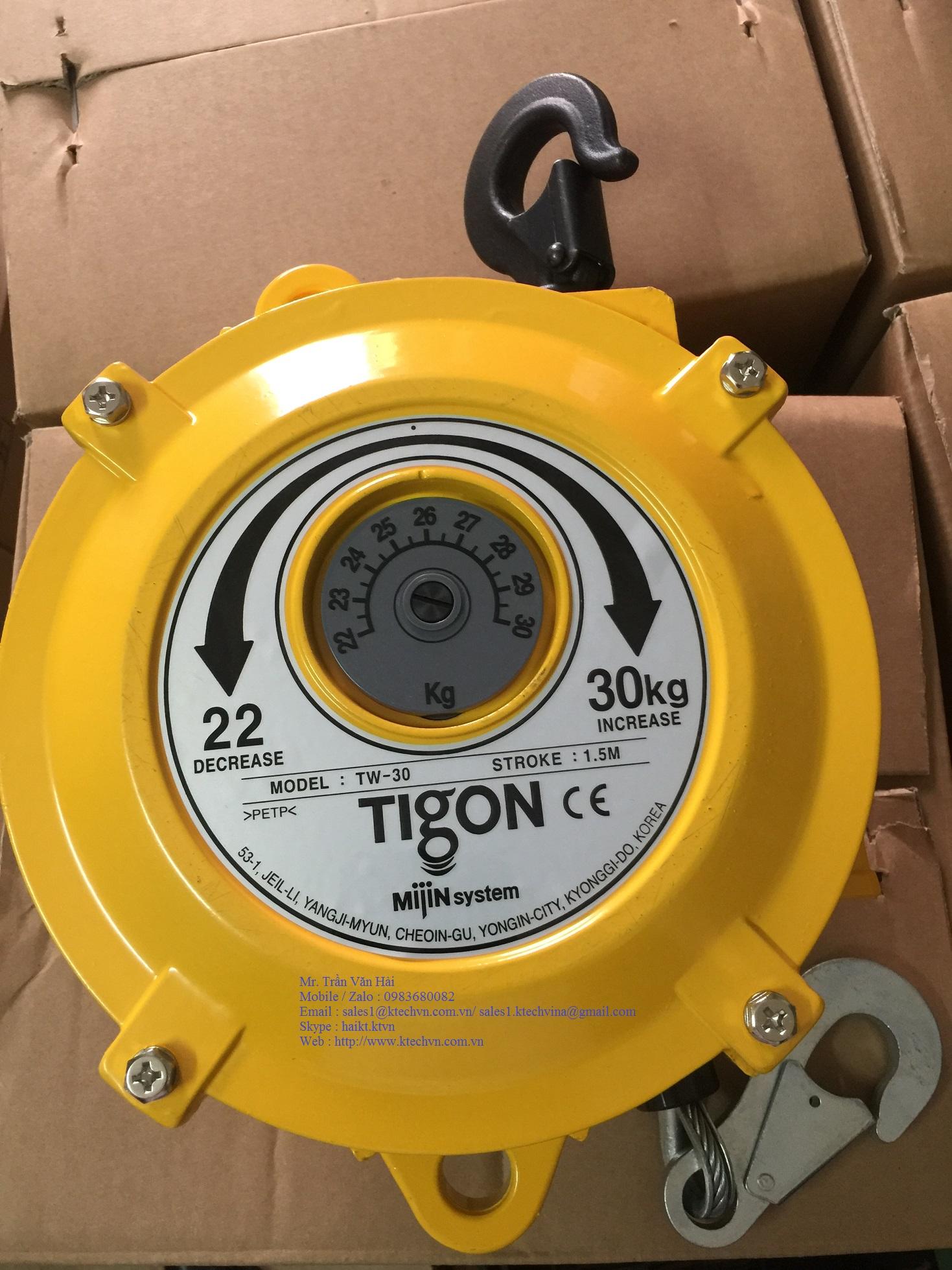 Pa lăng cân bằng Tigon TW-30