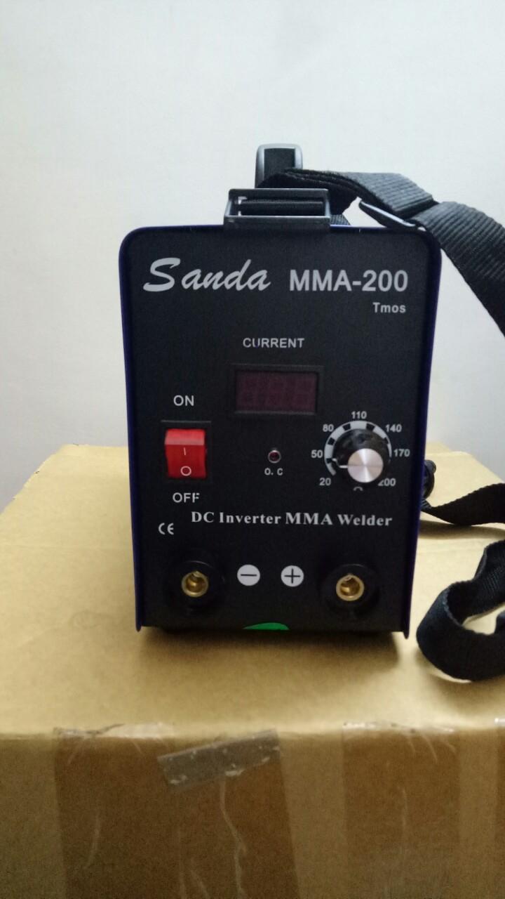 Máy hàn điện tử Sanda