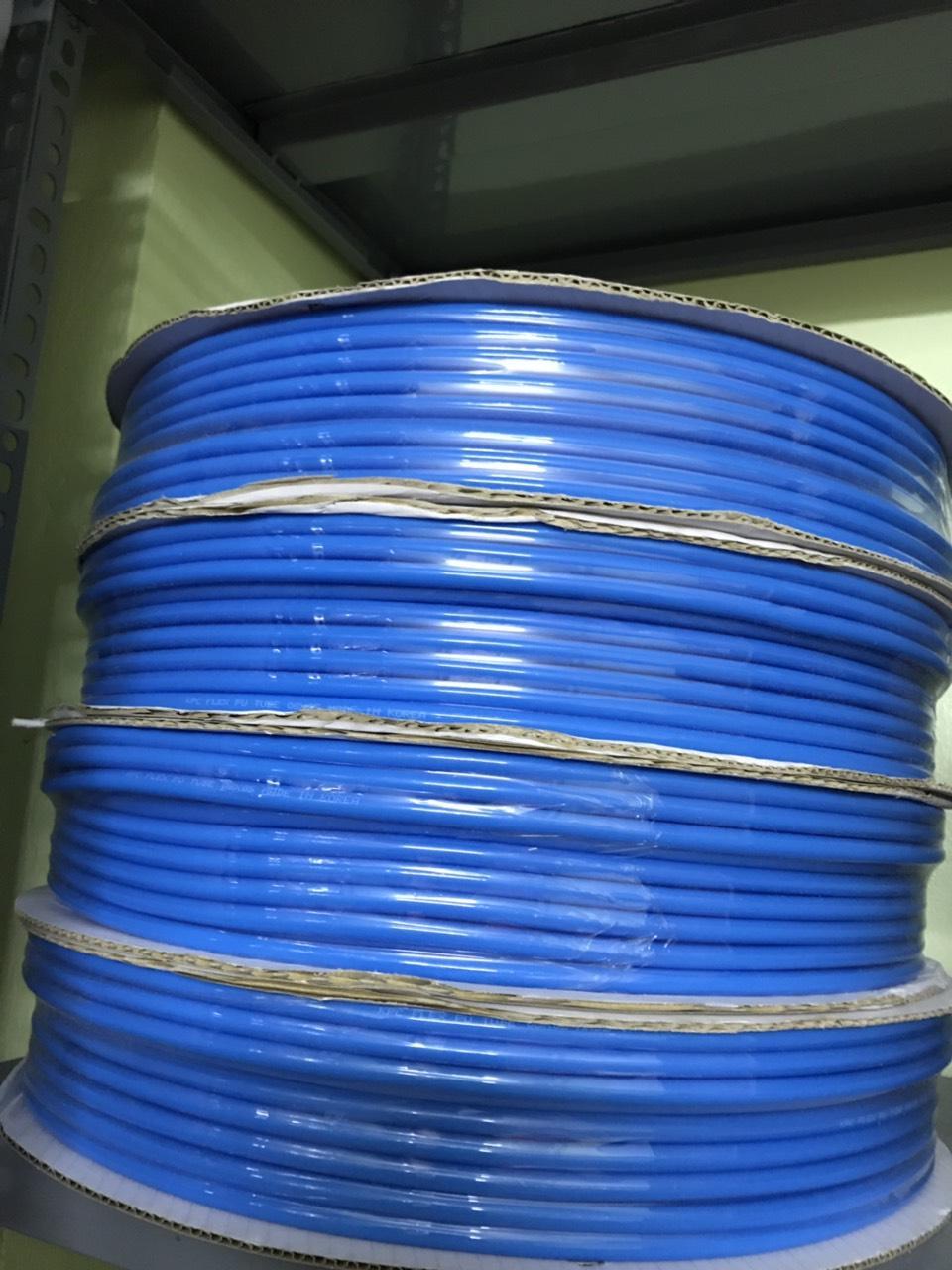 ống PU màu xanh phi 6.5x10