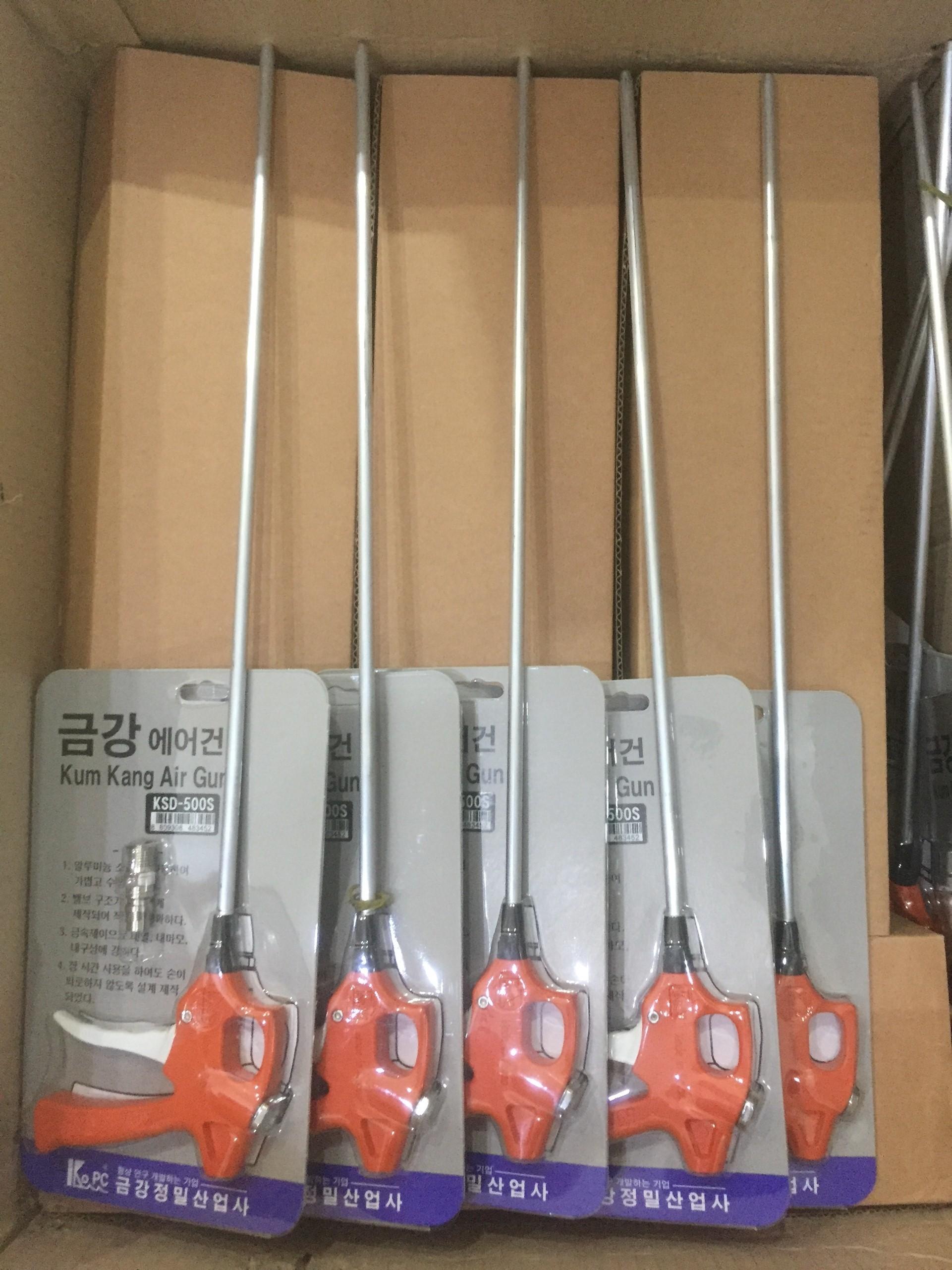 Súng xịt khí kumkang Hàn Quốc KSD-500S