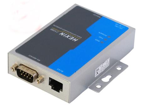 Bộ chuyển đổi RS232 to RS422/RS485/RJ45 HEXIN 2108B