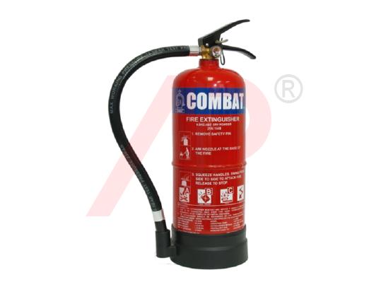 Bình chữa cháy ABC 6kg C-6ASE- Combat- Singapore