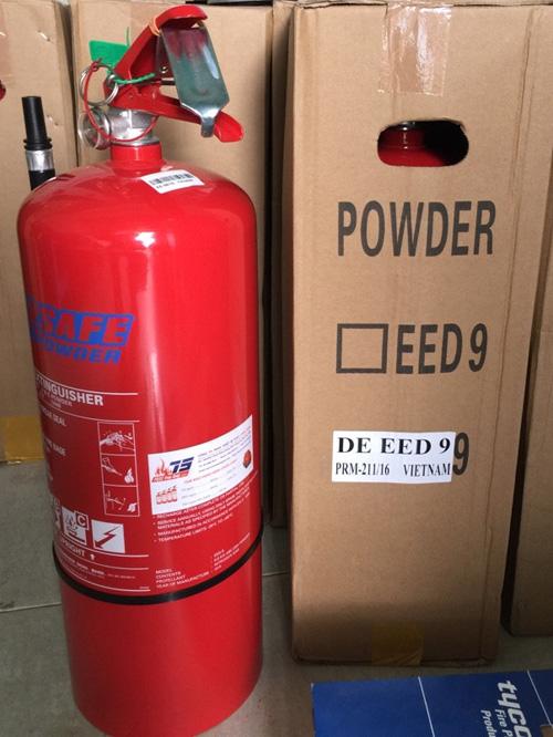 Bình chữa cháy ABC, EED 9kg- Eversafe