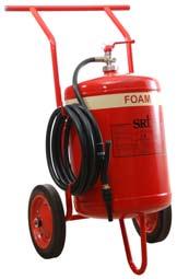 Bình chữa cháy Foam 50 lít MPTZ50- China