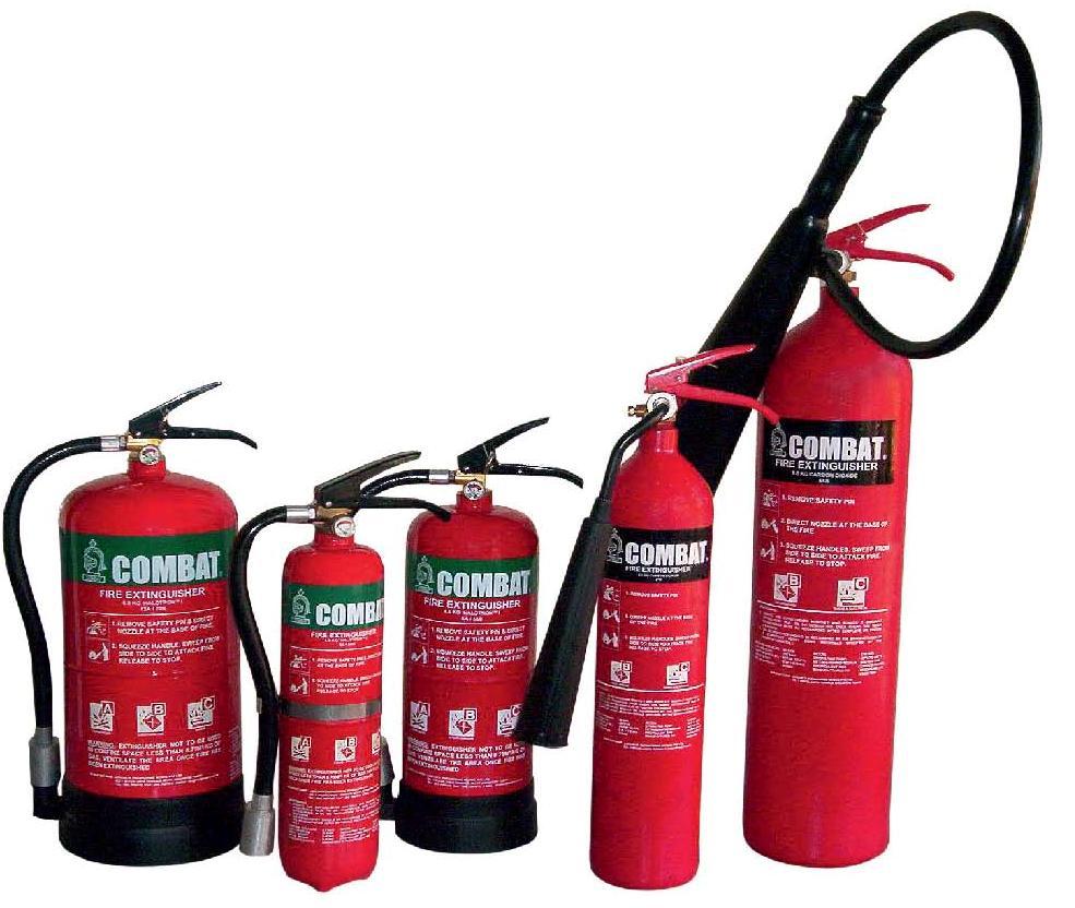 Bình chữa cháy khí CO2 ComBat MT5