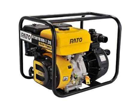 Máy bơm cao áp 13HP Rato RT50YB100-7.2Q