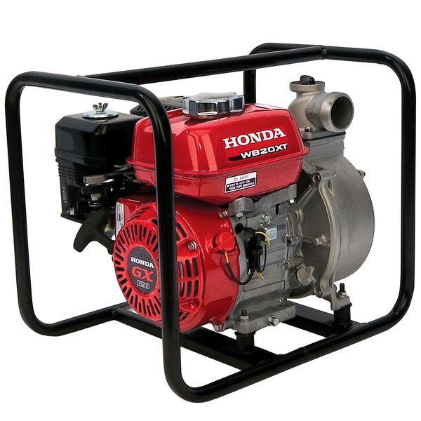 Máy bơm chạy xăng Honda WB20XT