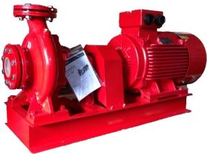 Máy bơm điện chữa cháy Canatech CA100/80EB 60Hp