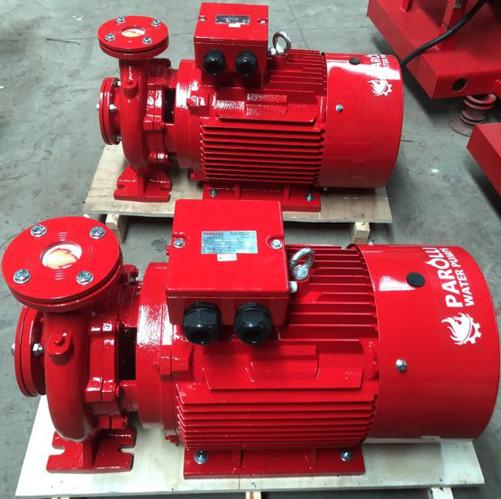 Máy bơm chữa cháy điện Parolli PS 50-250/150