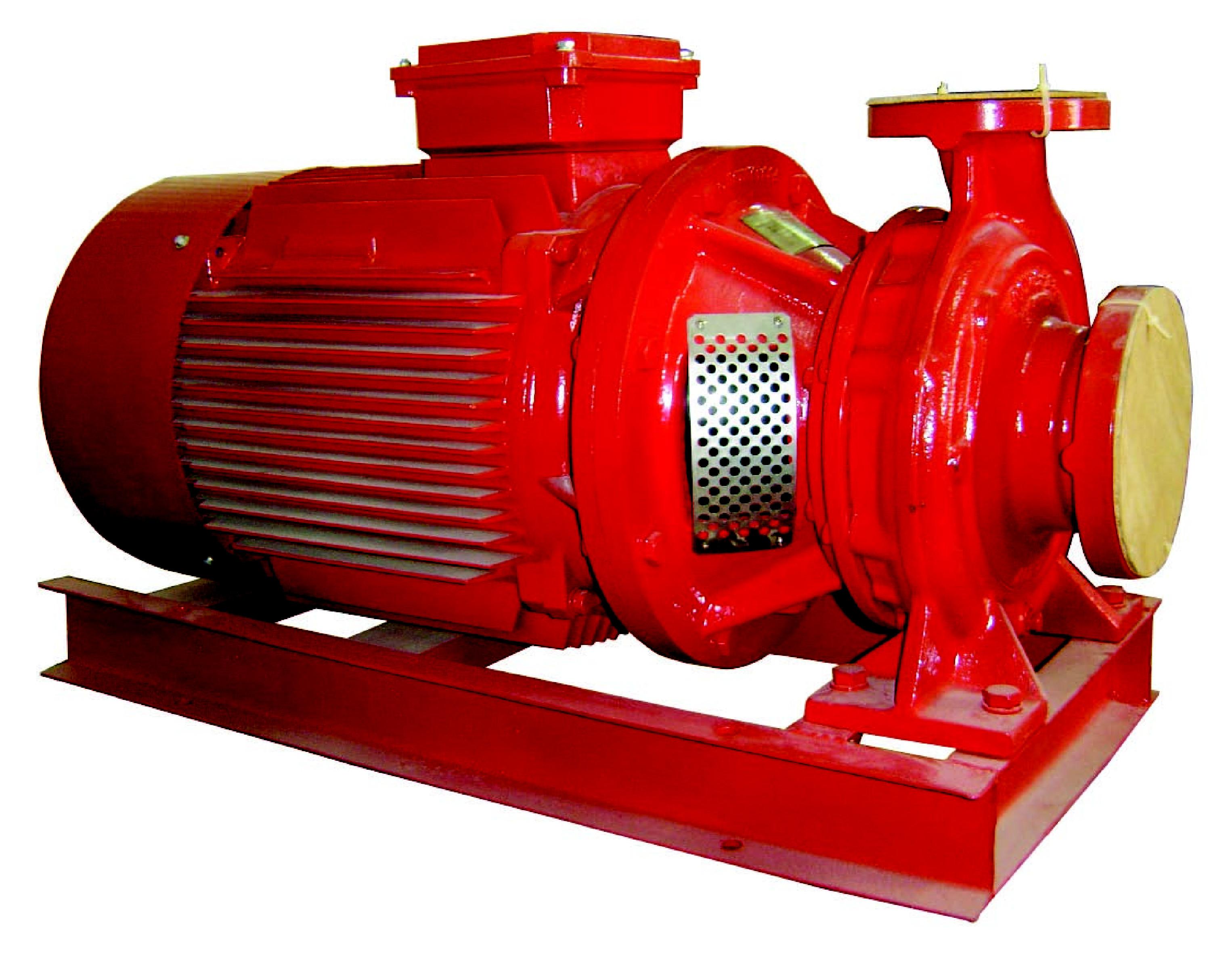 Máy bơm điện chữa cháy CA80-250B/EC 75Hp