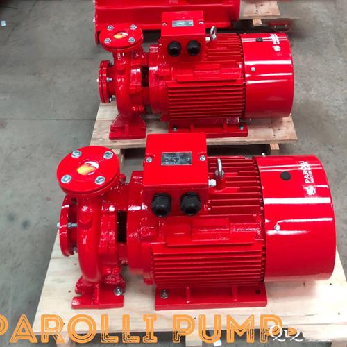 Máy bơm điện chữa cháy Parolli PSA50-400/220 - Liền trục