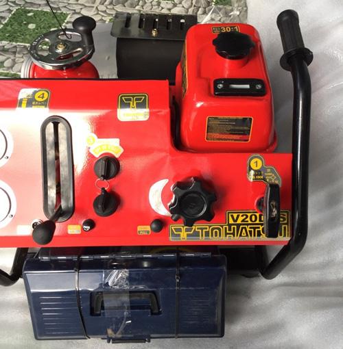 Máy bơm Xăng chữa cháy Tohatsu V20DS - Japan