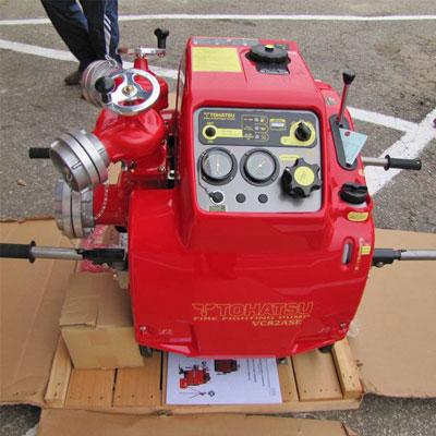 Máy bơm xăng Tohatsu 55hp- VC82ASE