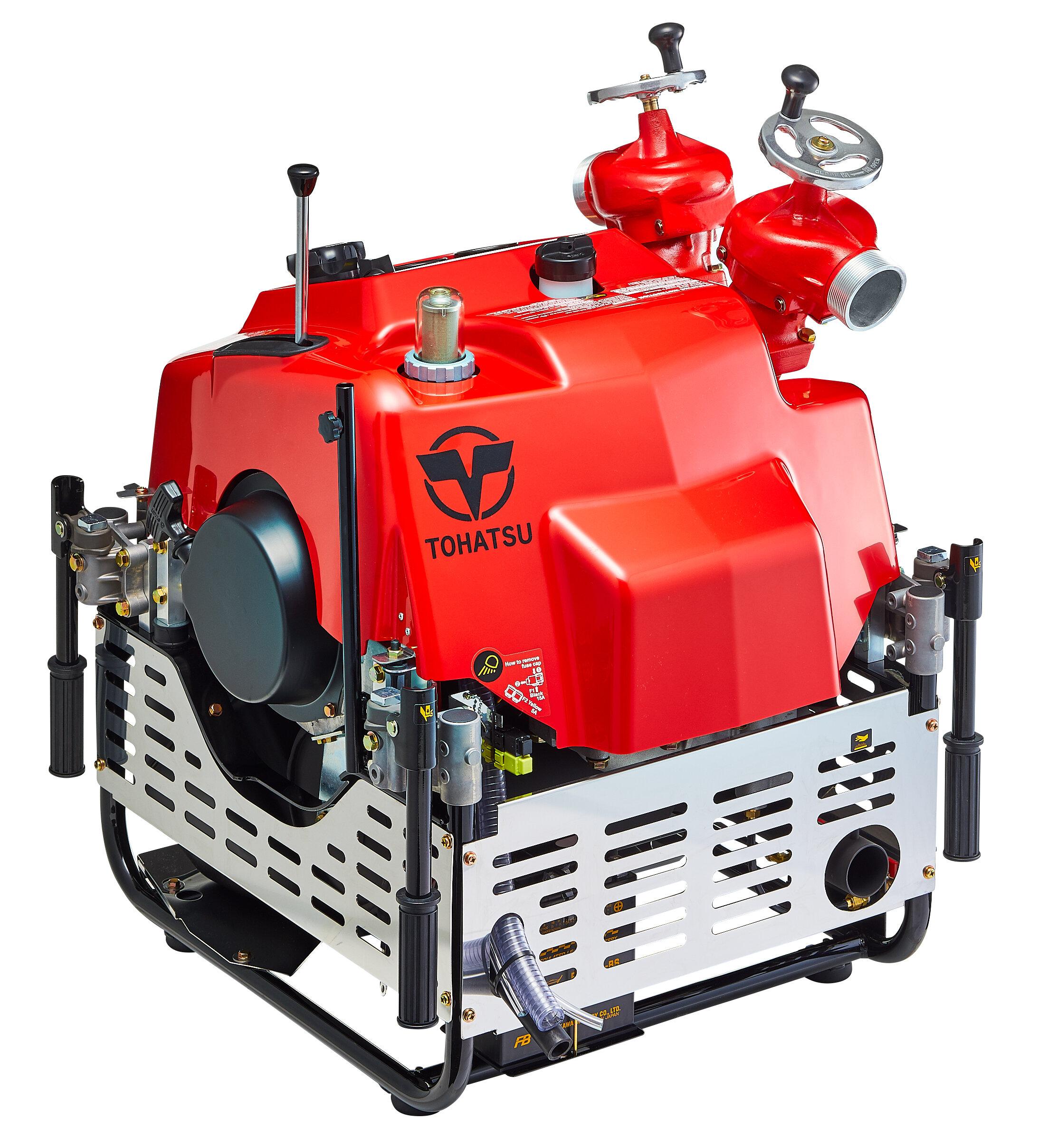 Máy bơm Xăng Tohatsu VE1000 nhập khẩu Japan