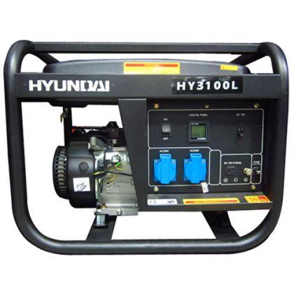 Máy phát điện chạy Xăng Hyundai HY 3100L