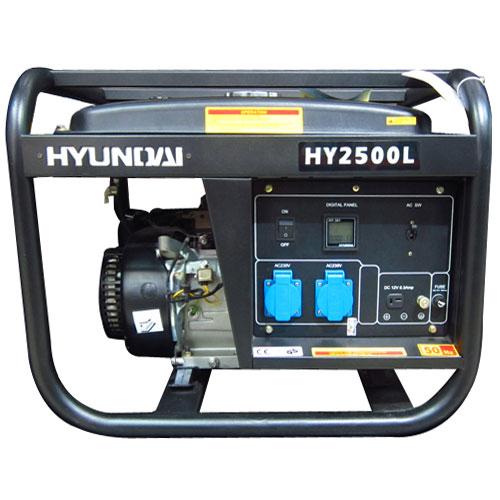 Máy phát điện chạy Xăng Hyundai HY 2500L