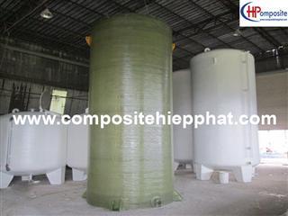 Bồn composite chứa thực phẩm