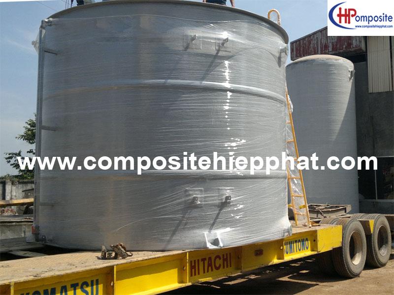 Bồn nhựa composite FRP