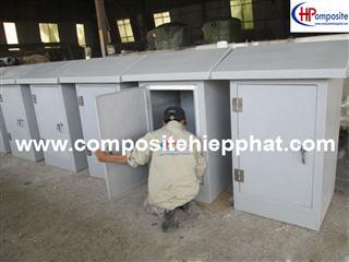 Tủ điện nhựa composite
