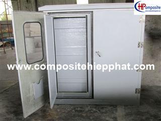 Tủ điện nhựa FRP