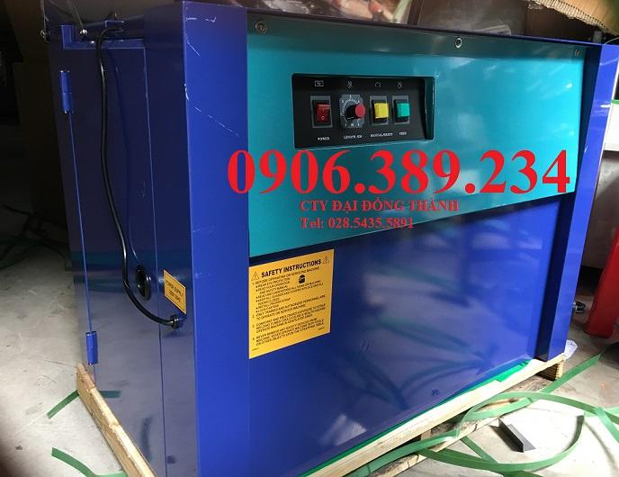 Máy cảo đai thùng bán tự động xuất xứ Đài Loan