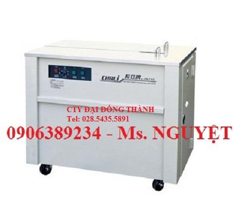 Máy đóng đai thùng carton JN-740 chất lượng cao giá tốt