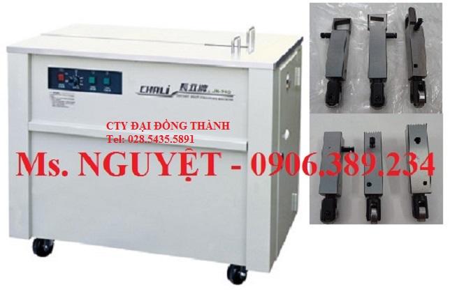 Máy đóng đai thùng Chali JN740 giá rẻ tại Đà Lạt Lâm Đồng