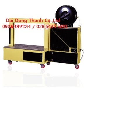 Máy đóng đai tự động DBA-80A (bàn thấp 450mm)