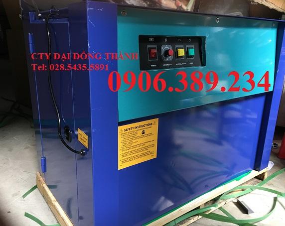 Máy Niềng đai thùng carton giá rẻ Vĩnh Long, Đồng Tháp