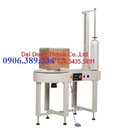 Máy quấn màng pe bán tự động WP-800N giá rẻ HCM, Bình Định, Miền Trung