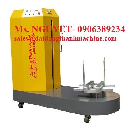 Máy quấn màng pe kiện hành lý, thùng carton tự động WP-56