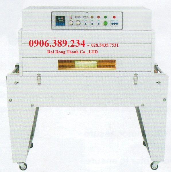 Máy rút màng co DS-4525 chính hãng Wellpack giá tốt