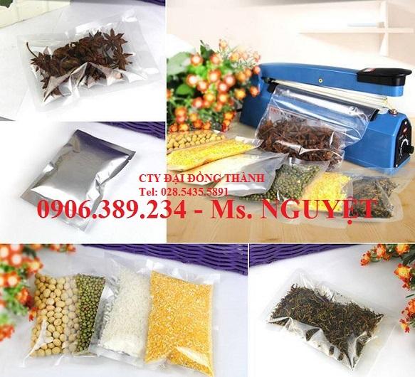 Vai trò của máy hàn miệng túi trong sản xuất kinh doanh và đời sống hàng ngày