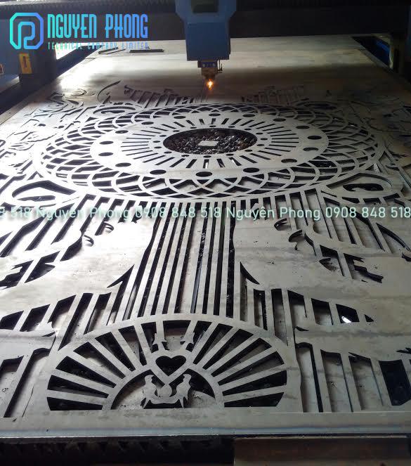 Gia công CNC theo bản thiết kế, đường cắt đẹp, chính xác, giá tốt nhất HCM, Tây Ninh, Long An,...