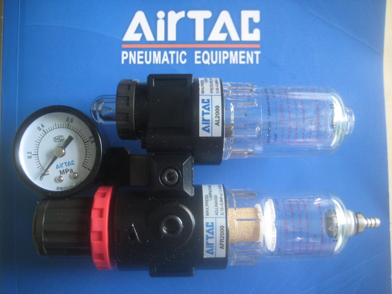 Bộ lọc hơi AIRTAC AC-2000