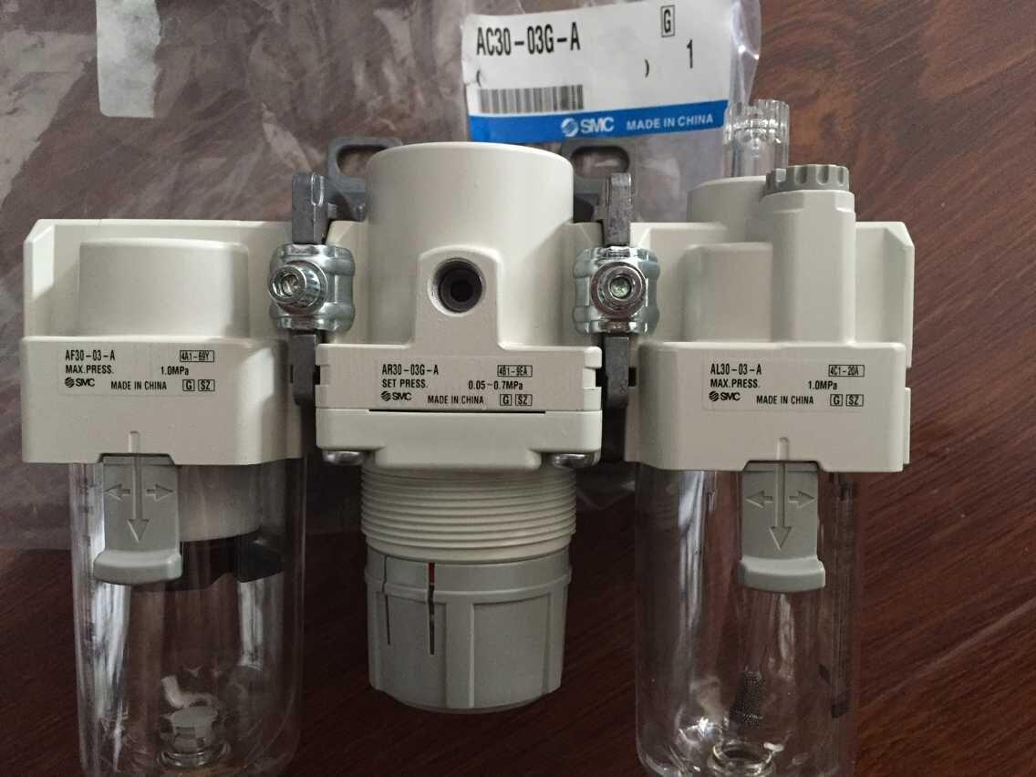 Bộ lọc hơi SMC AC30-30G-A