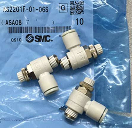 Đầu nối SMC AS1201F-M5-03/AS1201F-M5-04/AS1201F-M5-06