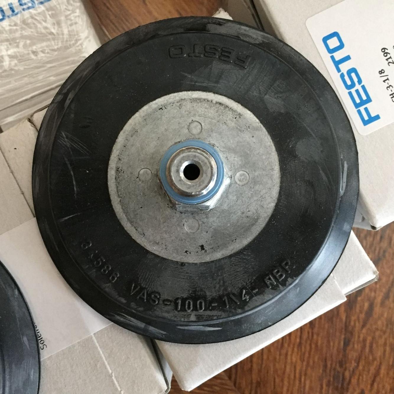 FESTO 100-1/4-NBR 34586