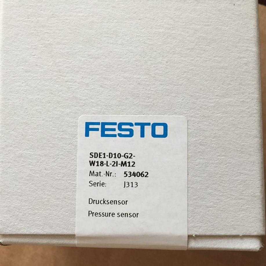 FESTO SDE1-D10-G2-W18-L-2I-M12 534062
