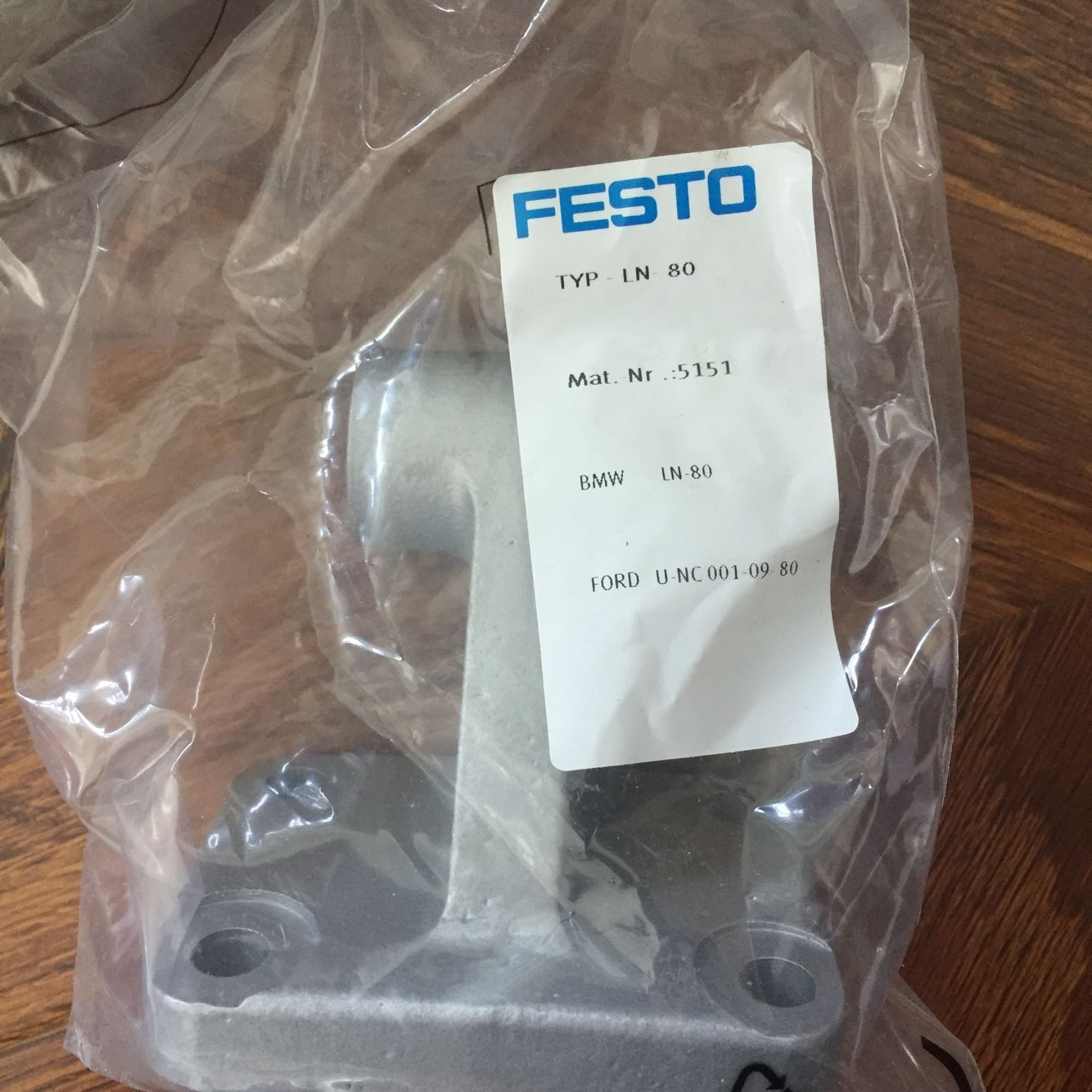 FESTO TYP -LN-80 5151