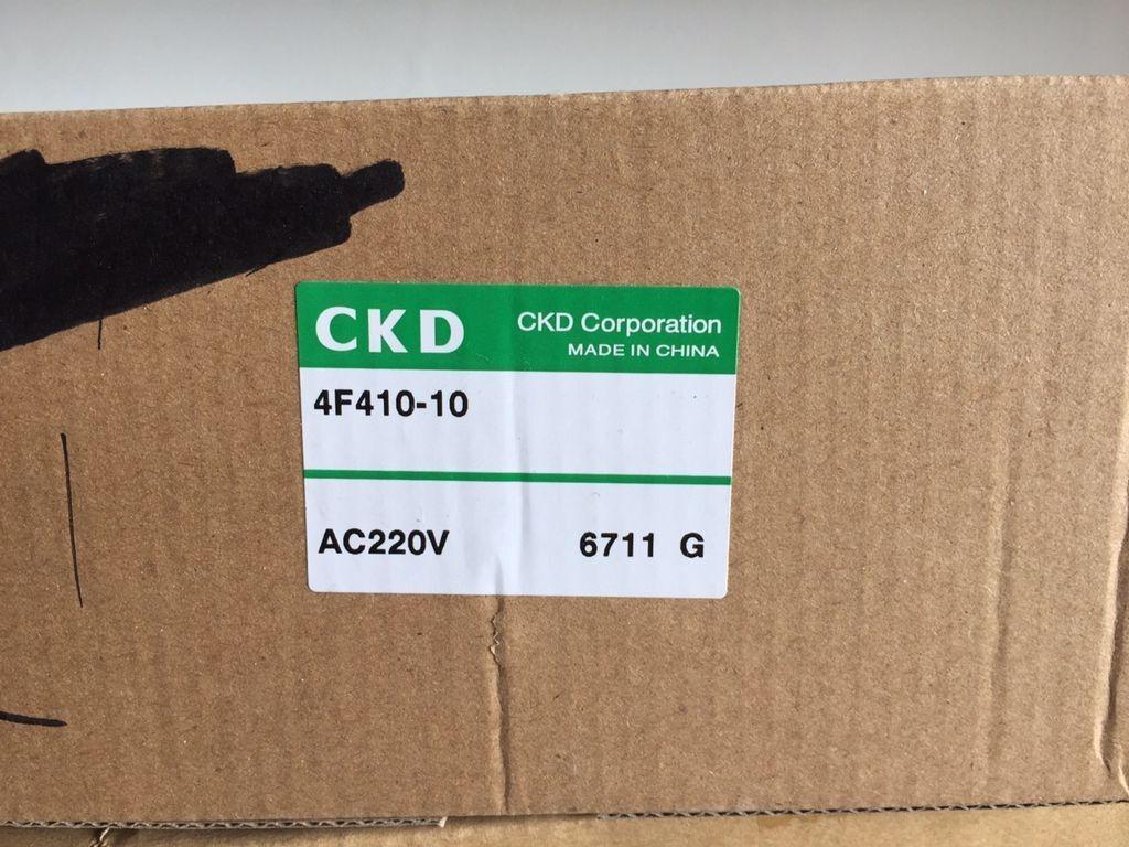 Van điện từ CKD 4F410-10