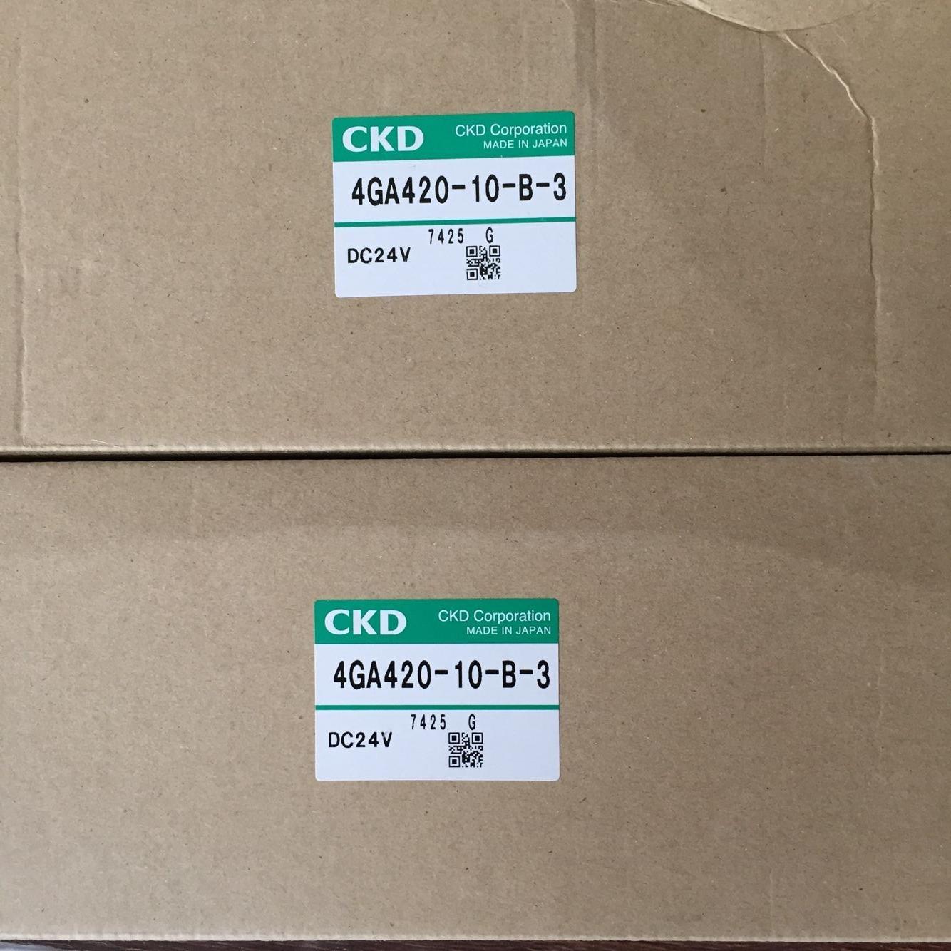 Van điện từ CKD 4GA420-10-B-3