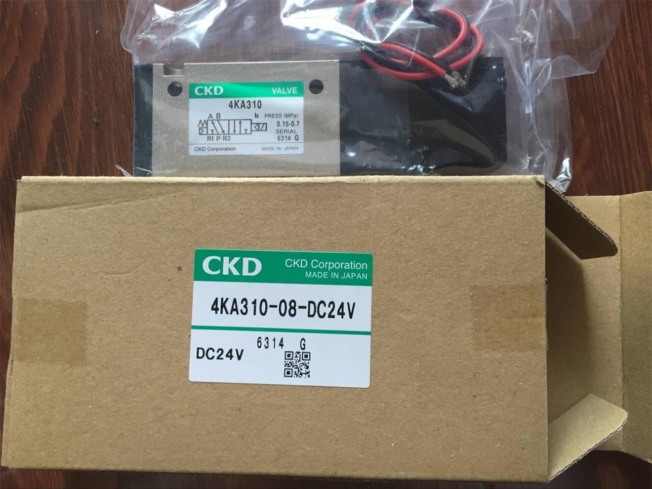 Van điện từ CKD 4KA310-08-DC24V